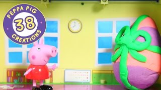 Peppa Pig Creations 38 - Easter Egg Hunt! Peppa Pig Official