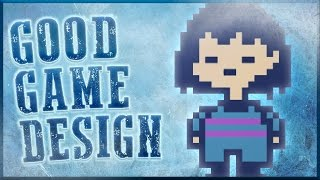 Good Game Design - Undertale: Real Morality