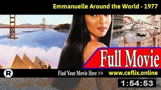 Emanuelle Around the World (1977) Full Movie Online