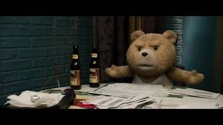 Ted 2 Fighting With Wife Scene (HD)