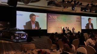 ST Global Outlook Forum 2018: Q&A session with Finance Minister Heng Swee Keat