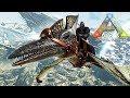 Download Video Download ARK: Survival Evolved - FLYING MOUNTS & EXPLORING!! (ARK Extinction Gameplay) 3GP MP4 FLV