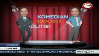 Mata Najwa - Politik Jenaka ( Part5 )