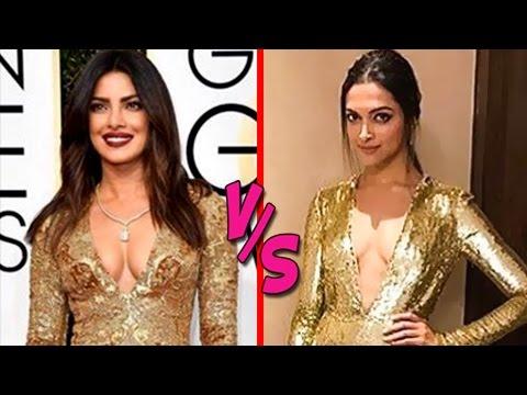 Xxx Mp4 Deepika Padukone Vs Priyanka Chopra DEEP CLEAVAGE Hot Or Not 3gp Sex