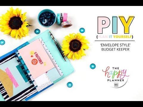 PIY! Budgeting Envelope System