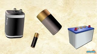 How do Batteries Work? | Mocomi Kids