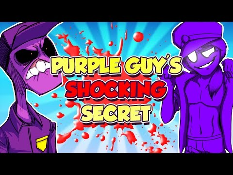 Xxx Mp4 The SHOCKING Truth About Purple Guy 3gp Sex