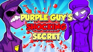 The SHOCKING Truth about Purple Guy!
