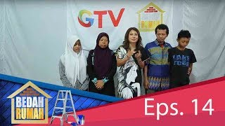 Berhasil Dibedah! Kondisi Rumah Pak Roji Beda Banget! | BEDAH RUMAH EPS. 14 (4/4) GTV 2018
