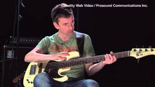 "Rufus Philpot, Travis Carlton and Steve Hass ""XOTiC Touch Bass Talk"""