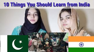 Pakistani react on |10 Things World Should learn from India|