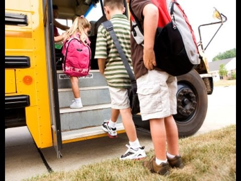Girl Forced to Pee While Riding School Bus