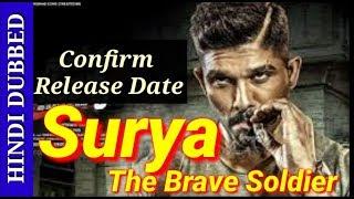 Naa Peru Surya Hindi Dubbed Full Movie | Confirm Release Date