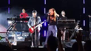 Linkin Park - Waiting for the End (feat. Sydney Sierota) @ Hollywood Bowl, LA, 10/27/2017