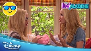 Liv and Maddie | Californi-A-Rooney | Official Disney Channel UK
