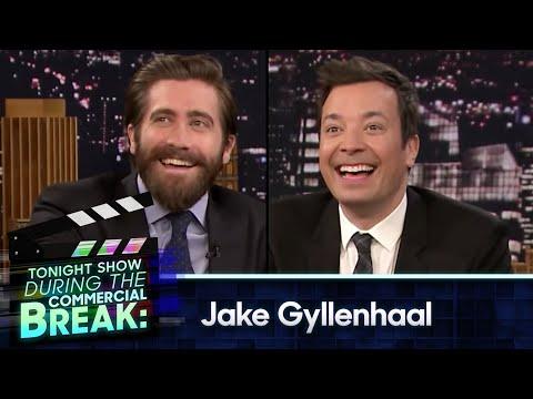 During Commercial Break Jake Gyllenhaal NBD