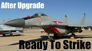 After Upgrade, Decades-Old MiG-29s Ready To Strike In Modern Warfare