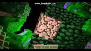 Прохождение Minecraft серия 2(часть 1)