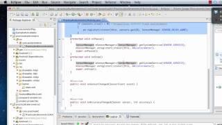 Tutorial android 9: leer datos del acelerometro(usando SensorEventListener)