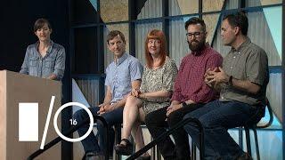Project Tango Developer Panel - Google I/O 2016