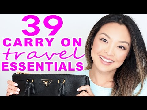 39 Carry On Travel Essentials I Can t Fly Without