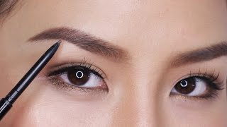 Perfect Eyebrows in 3 Minutes