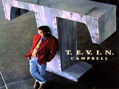 Tevin Campbell Alone With You 1992