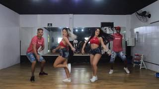 MC TROIA - FLEXIONA E SARRADINHA - COREOGRAFIA OFICIAL