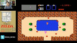 Zelda Randomizer - Trogdor Part 1 (NES) - Cinemassacre Plays