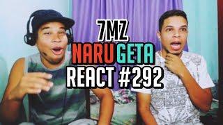 REACT - Naruto VS. Vegeta | Torneio de Titãs Part. VG Beats