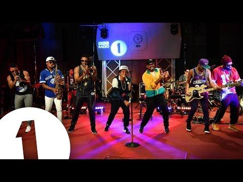 Bruno Mars - 24K Magic in the Live Lounge Mp3
