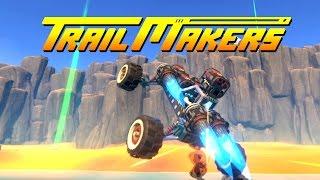 Trailmakers - TerraTech Meets Scrap Mechanic! - Let