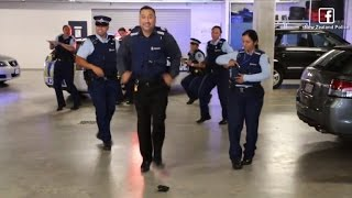 Watch Military Recruits and Police Officers Bust a Move In Running Man Challenge