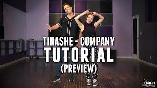 Dance Tutorial [Preview] - Tinashe - Company - Choreography by Jojo Gomez & Jake Kodish