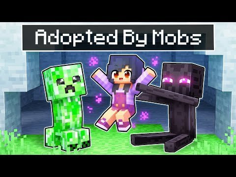 Adopted By MOBS In Minecraft