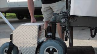 Motorized Trailer Mover - TRAX Power Dolly Systems Inc.