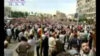جميع فيديوهات جمعة حماة الديارة لمدينة حماه27-5-2011