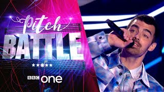 Final Battle: 'Kissing Strangers' with Joe Jonas - Pitch Battle: Episode 5 | BBC One