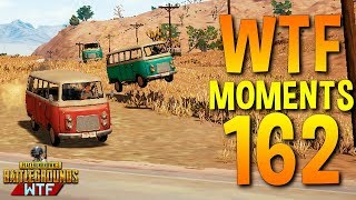 PUBG Funny WTF Moments Highlights Ep 162 (playerunknown