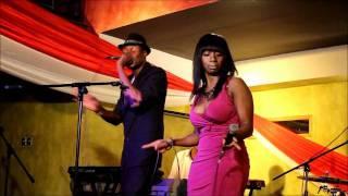 EL and Raquel - Dont Play (Live)