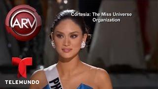 Embarazoso error empaña final de Miss Universo 2015 | Al Rojo Vivo | Telemundo