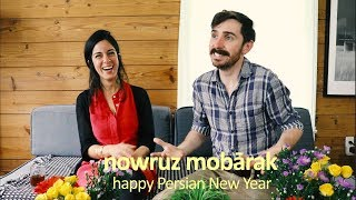 So I Married An Iranian- How We Celebrate Nowruz- Persian New Year!