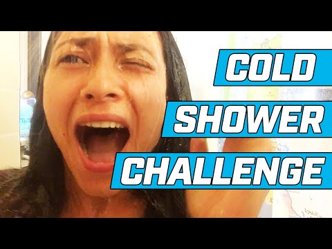 We Took A Cold Shower Every Day For 30 Days