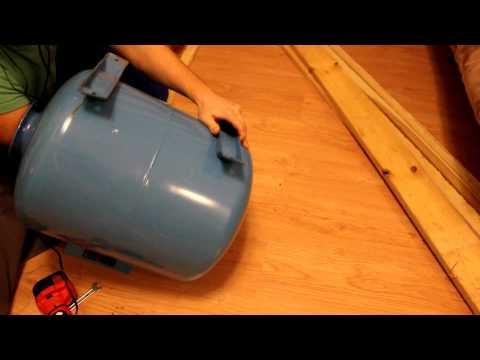 Как заменить грушу в насосе