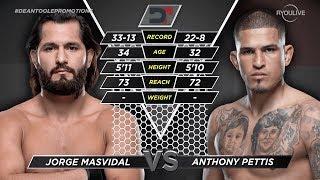 Jorge Masvidal vs. Anthony Pettis Grappling Match (Full)