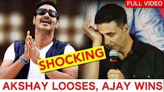 Jolly LLB 2 Actor Akshay Kumar REPLACED by Ajay Devgan in Priyadarshan
