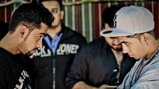 They-See Battle League - Blac Panther vs M.ZHE (Desi Rap Battle)