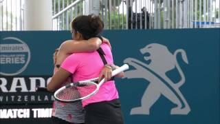 Match Highlights from Women's Doubles Semi-Finals | Brisbane International 2017
