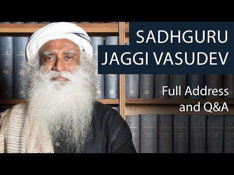 Xxx Mp4 Sadhguru Jaggi Vasudev Full Talk At Oxford Union 3gp Sex