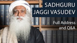 Sadhguru Jaggi Vasudev | Full Talk at Oxford Union